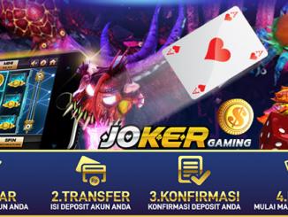 Login Joker123 Net