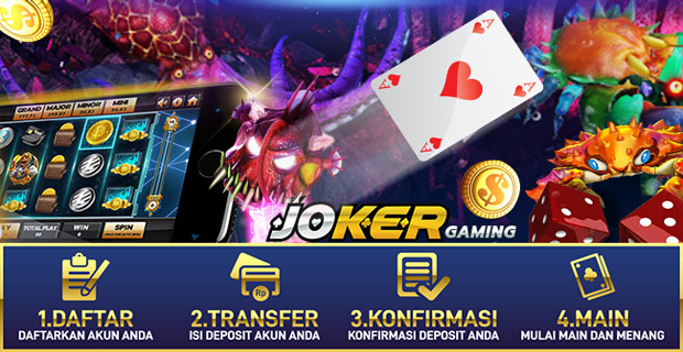 Login Joker123 Net